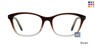 Brown Limited Edition RYDER Eyeglasses- Teenager