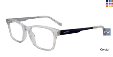 Crystal Converse K306 Eyeglasses - Teenager