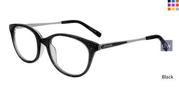 Black Converse K404 Eyeglasses