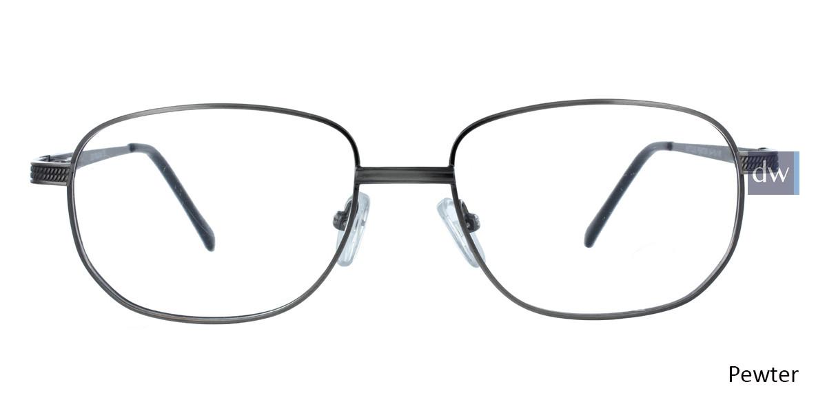 Pewter CE-TRU 314 Eyeglasses