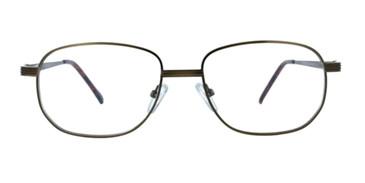 Antique/Gold CE-TRU 314 Eyeglasses