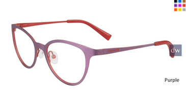 Purple  Converse K500 Eyeglasses