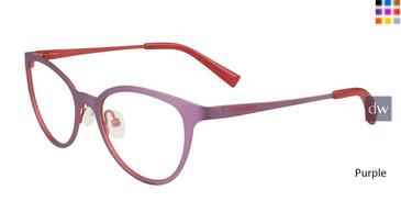 Purple  Converse K500 Eyeglasses