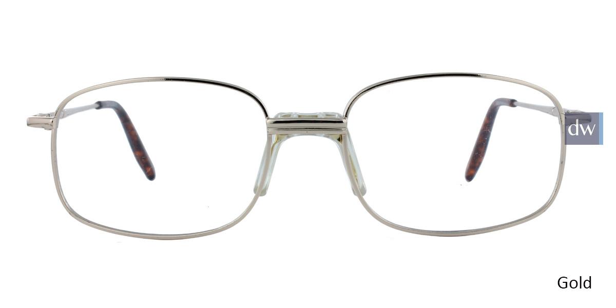 Gold CE-TRU 368 Eyeglasses