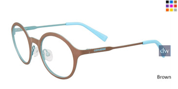 Brown  Converse K502 Eyeglasses