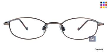 Brown CE-TRU 436 Eyeglasses