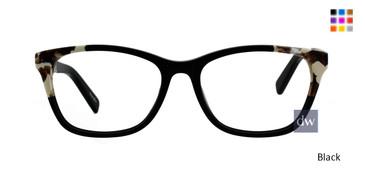 Black ST. MORITZ Altura Eyeglasses