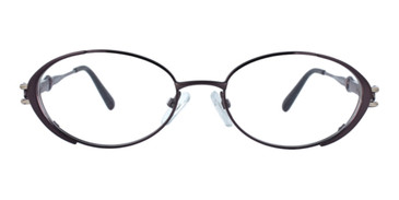 Brown/Gold CE-TRU 915 Eyeglasses
