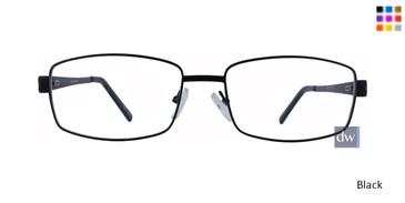 Black CE-TRU 1302 Eyeglasses