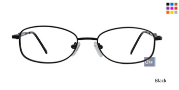 Black CE-TRU 1320 Eyeglasses