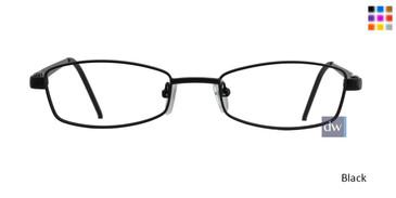 Black CE-TRU 1418 Eyeglasses