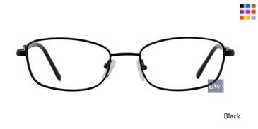 Black CE-TRU 3285 Eyeglasses