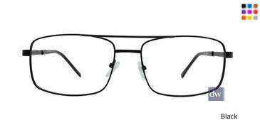 Black CE-TRU 3405 Eyeglasses