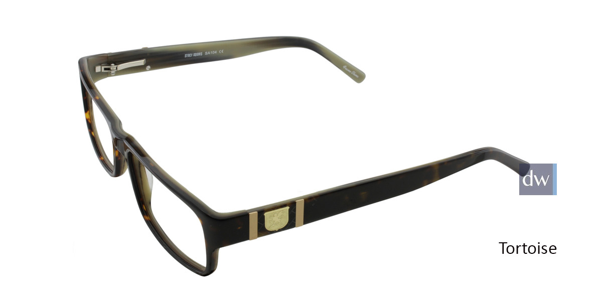 Tortoise STACY ADAMS 104 Eyeglasses