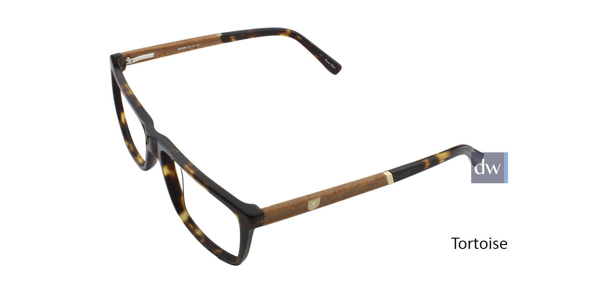 Tortoise STACY ADAMS 105 Eyeglasses