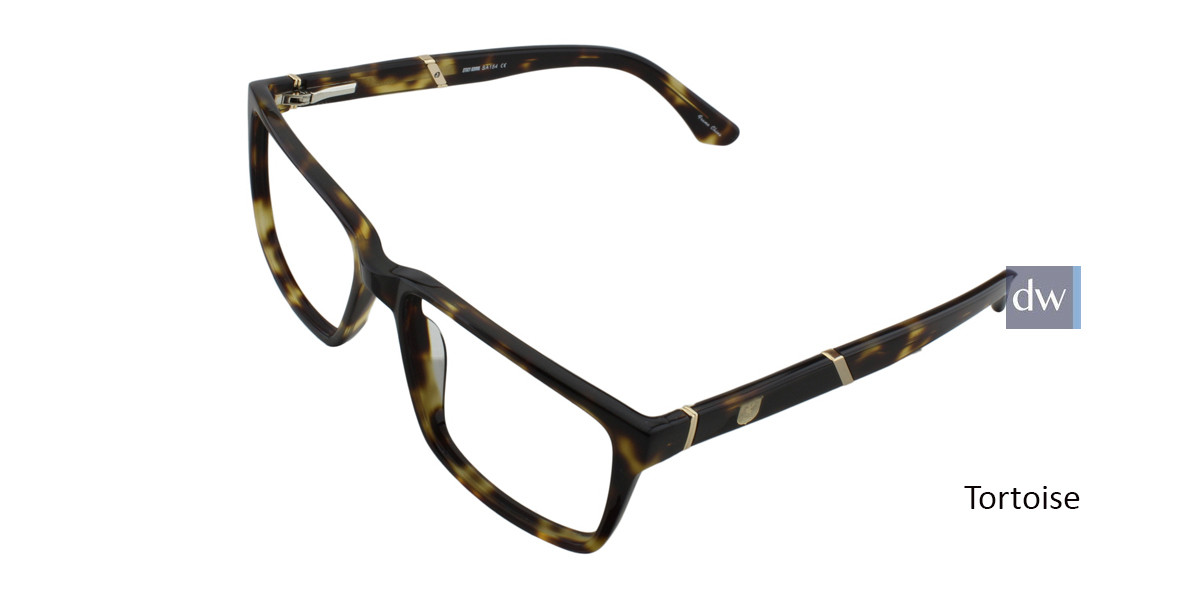 Tortoise STACY ADAMS 154 Eyeglasses