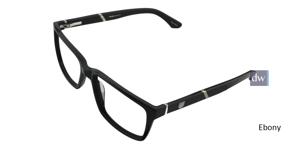 Ebony STACY ADAMS 154 Eyeglasses