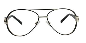 Black/Gold STACY ADAMS 160 Eyeglasses