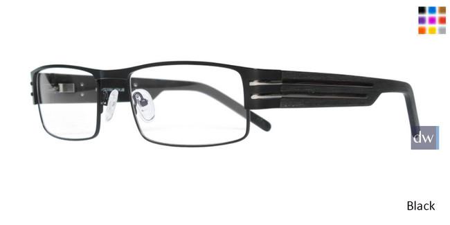 Black STACY ADAMS 03 Eyeglasses