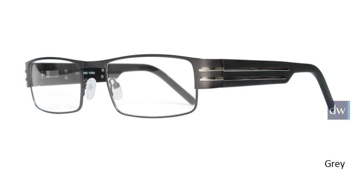 Grey STACY ADAMS 03 Eyeglasses