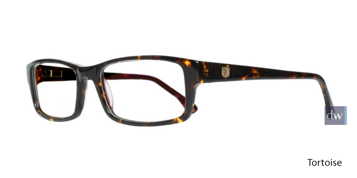 Tortoise STACY ADAMS 04 Eyeglasses