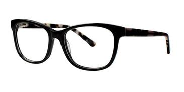 Black/Black-White Tort Romeo Gigli RG77030 Eyeglasses