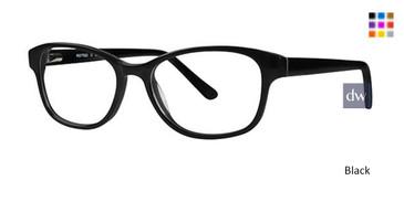 Black Romeo Gigli RG77023 Eyeglasses