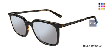 Black Tortoise John Varvatos V521 Sunglasses