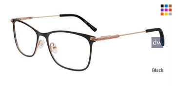 Black Jones New York J489 Eyeglasses
