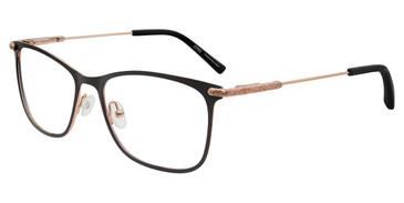 Black Jones New York J489 Eyeglasses.
