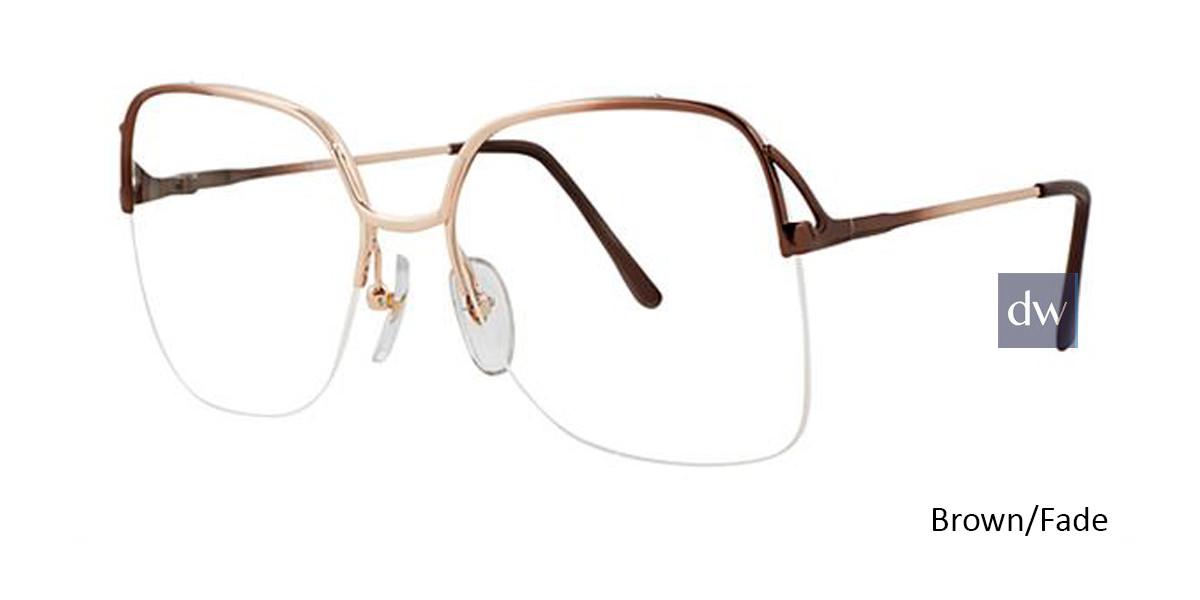 Brown/Fade Elan 1080 Eyeglasses