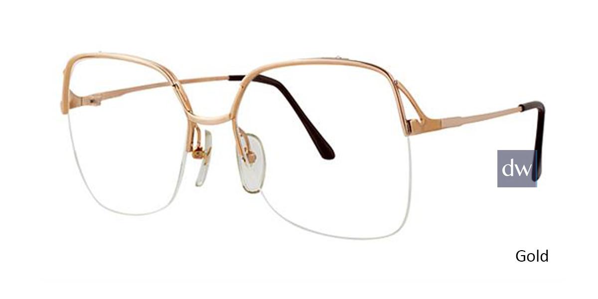 Gold Elan 1080 Eyeglasses