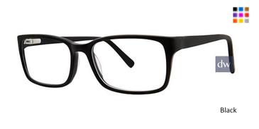 Black Elan 3023 Eyeglasses