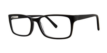 Black Elan 3023 Eyeglasses.