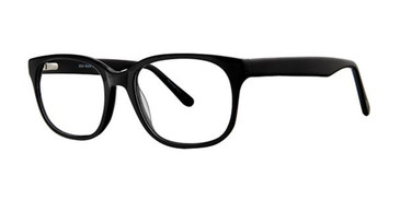 Black Elan 3024 Eyeglasses.