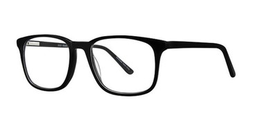 Black Elan 3025 Eyeglasses.