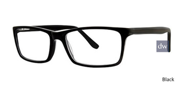 Black Elan 3026 Eyeglasses