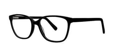 Black Elan 3030 Eyeglasses.