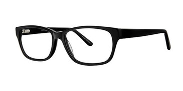 Black Elan 3031 Eyeglasses.