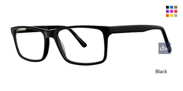 Black Elan 3032 Eyeglasses