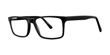 Black Elan 3032 Eyeglasses.