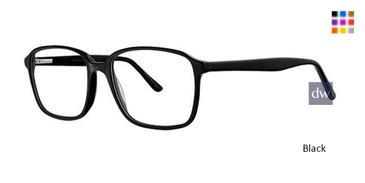 Black Elan 3033 Eyeglasses