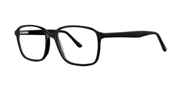 Black Elan 3033 Eyeglasses.