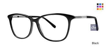 Black Elan 3034 Eyeglasses