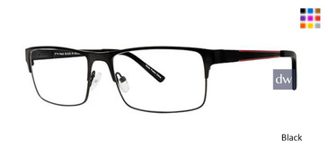 Black Elan 3719 Eyeglasses