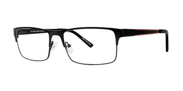 Black Elan 3719 Eyeglasses.