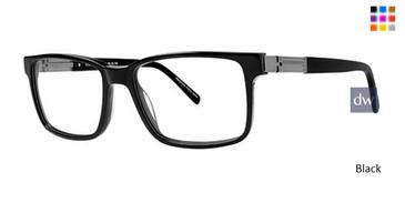 Black Elan 3720 Eyeglasses