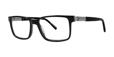 Black Elan 3720 Eyeglasses.