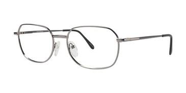 Gunmetal Elan 9188 Eyeglasses.