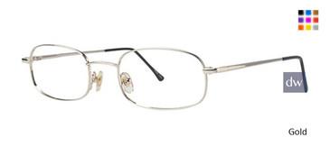 Gold Elan 9200 Eyeglasses